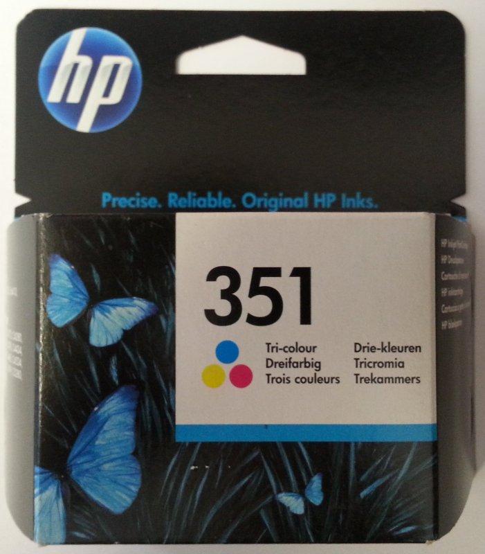 originale Patrone HP 351 Color