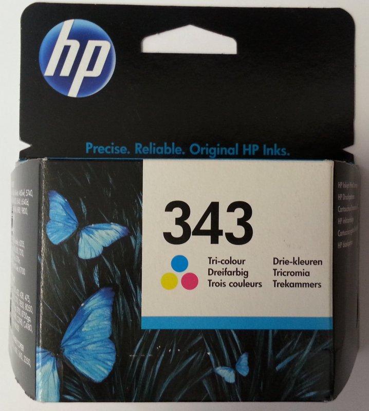 originale Patrone HP 343 Color