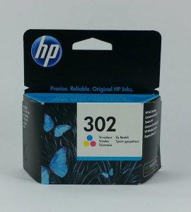 originale Patrone HP 302 Color