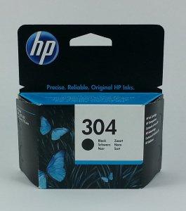 originale Patrone HP 304 BK
