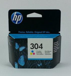 originale Patrone HP 304 Color