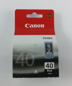 originale Patrone Canon PG-40 / schwarz