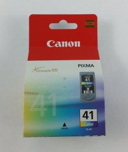 originale Patrone Canon CL-41 / 3-farbig