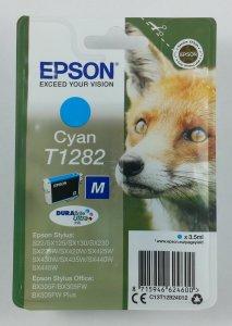 originale Patrone Epson T1282 / cyan