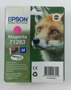 originale Patrone Epson T1283 / magenta