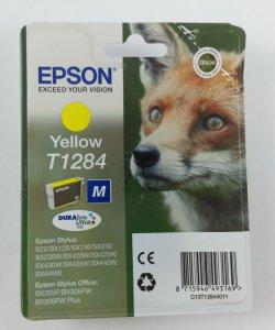 originale Patrone Epson T1284 / yellow