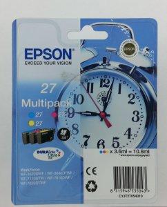 originale Patronen Epson 27 Multipack