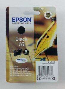 originale Patrone Epson 16 / schwarz