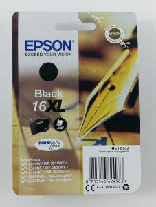 originale Patrone Epson 16XL / black